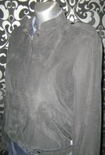 Куртка ZARA серый