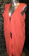 Платье H&M оранжевый