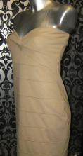 Платье Stradivarius песочный