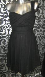 Платье Bershka черный